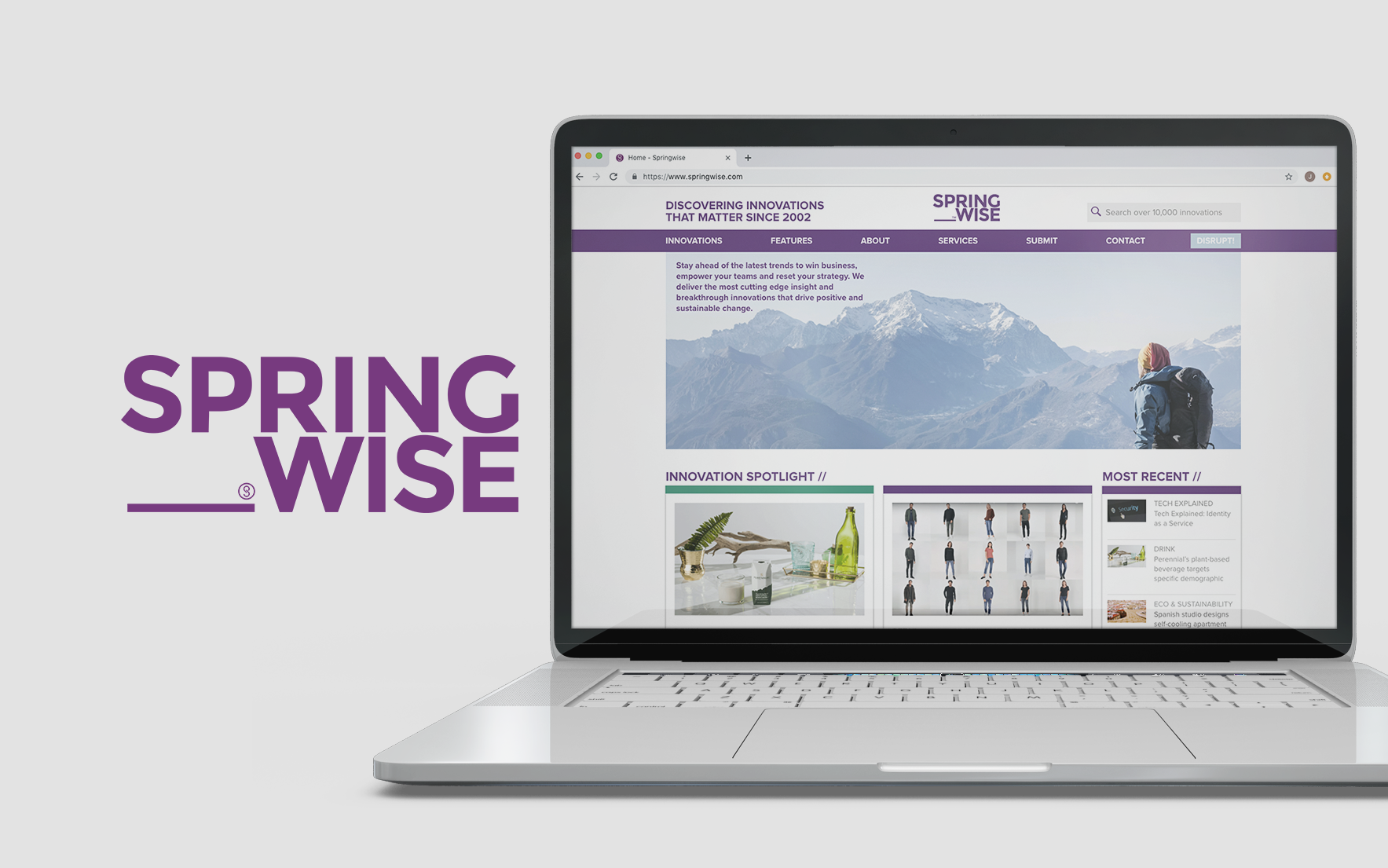 springwise website